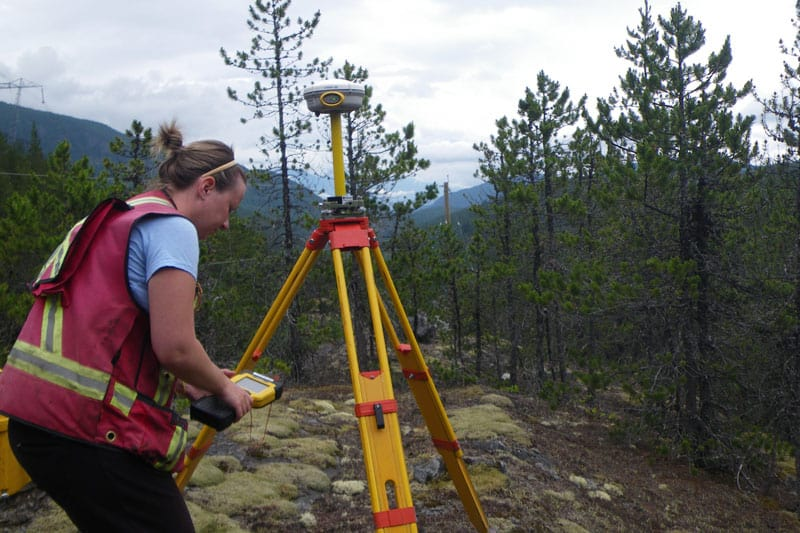 Scanning in BC Forest Health and Safety