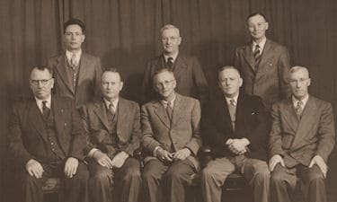 Corporation of BC Land Surveyors - 1950