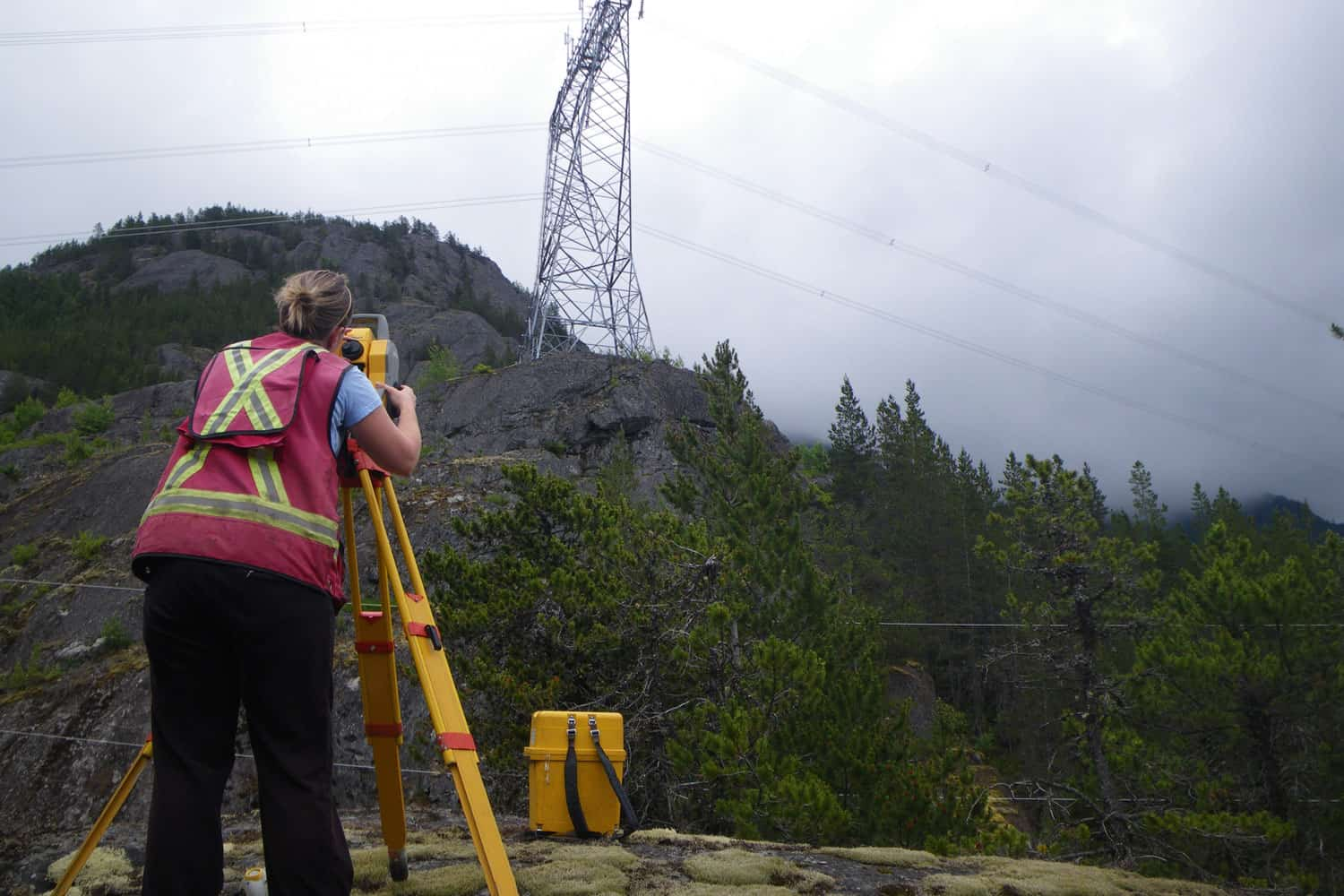 Geodetic positioning of GPS navigation antennas for NAV Canada for the 2010 Winter Olympic games, E. Freeman, 2008.
