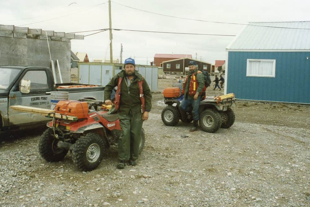 G.C. Friesen and R.K. Strand. Arviat control. NTI, 1994.