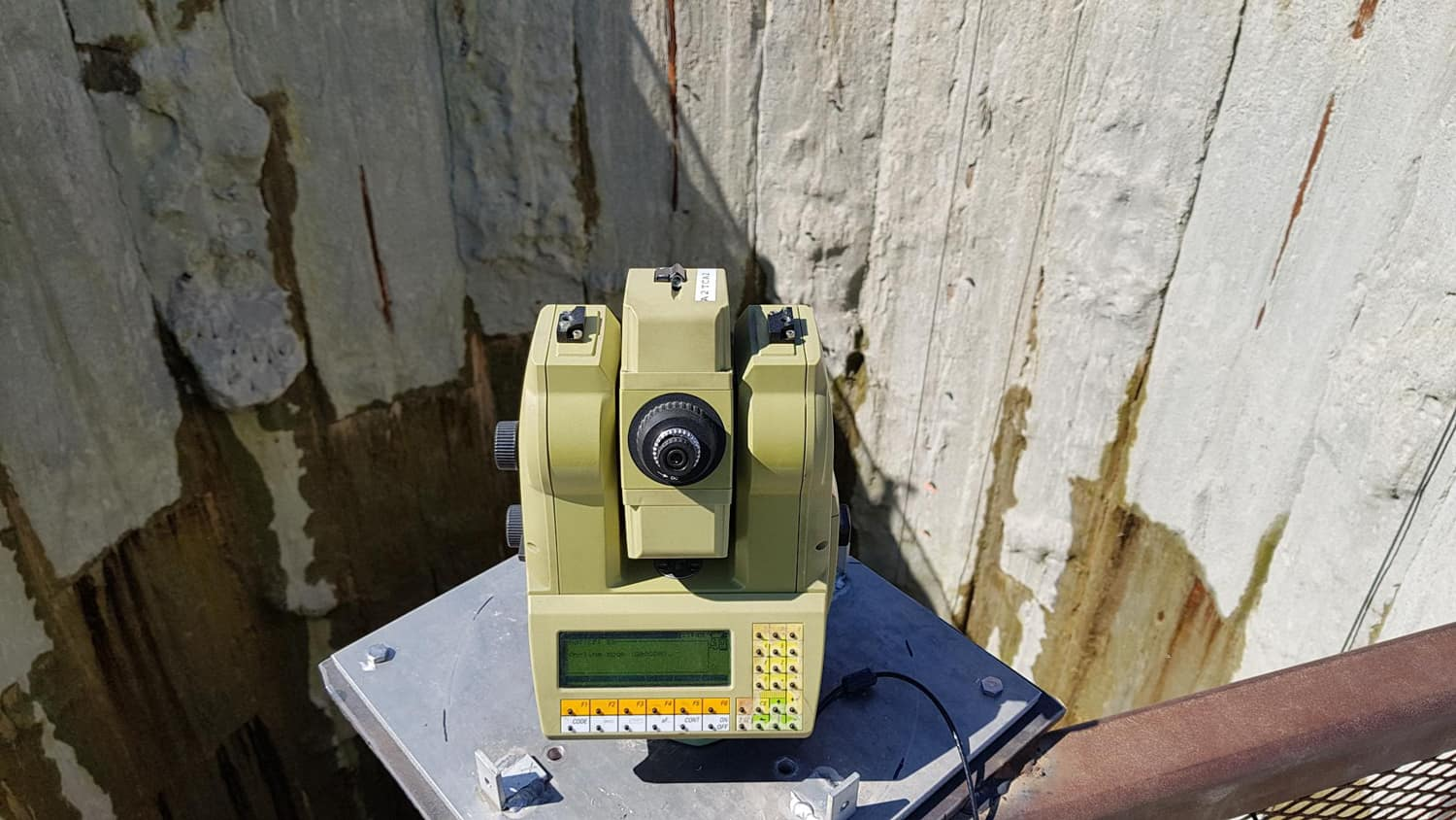 Total Station Monitoring